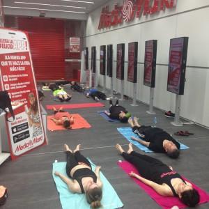 Yoga Bikram para empresas en Valencia