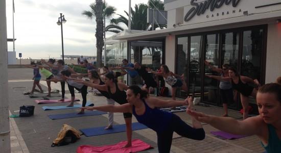 Yoga Bikram Valencia Playa