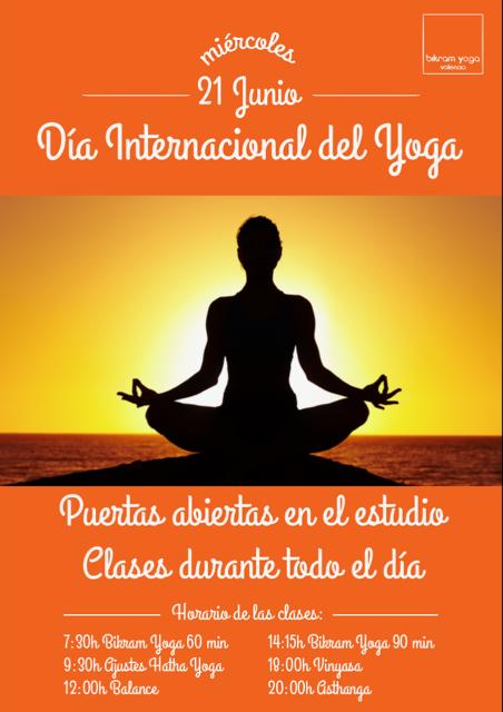 Dia Internacional Yoga 2017