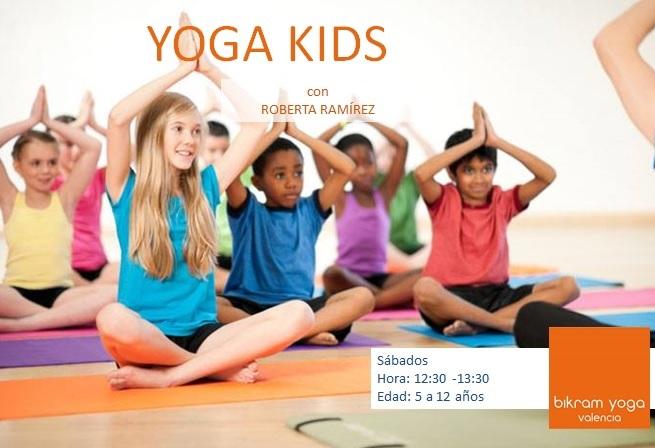Yoga Niños 2018